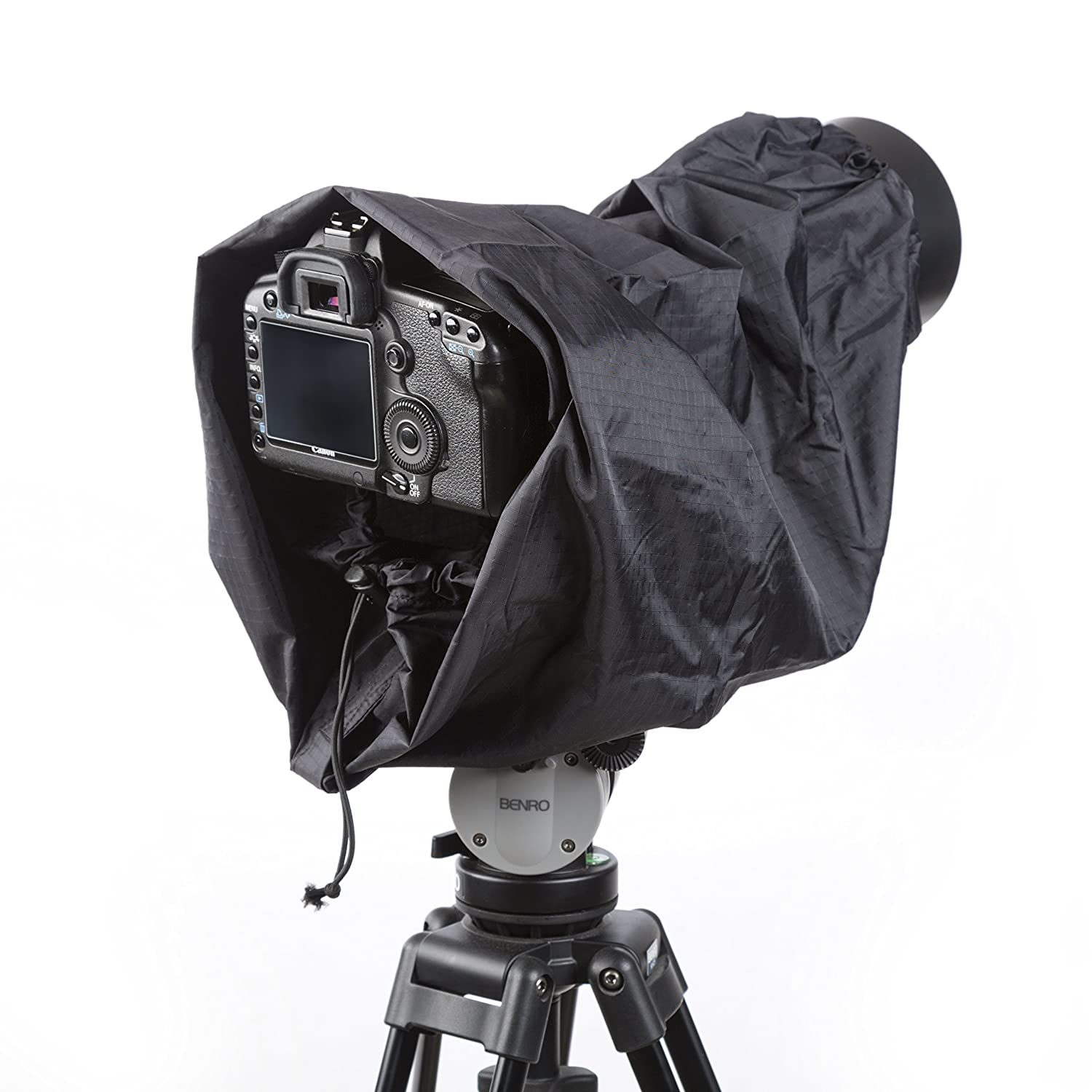 Lenses Photographic Equipment Movo CRC27 Storm Raincover Protector for DSLR Cameras Large Size: 27 x 14.5