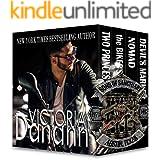 Sons of Sanctuary MC, Austin, Texas BOX SET: Books 1-4