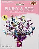Bunny & Egg Gleam 'N Burst Centerpiece Party Accessory (1 count) (1/Pkg)