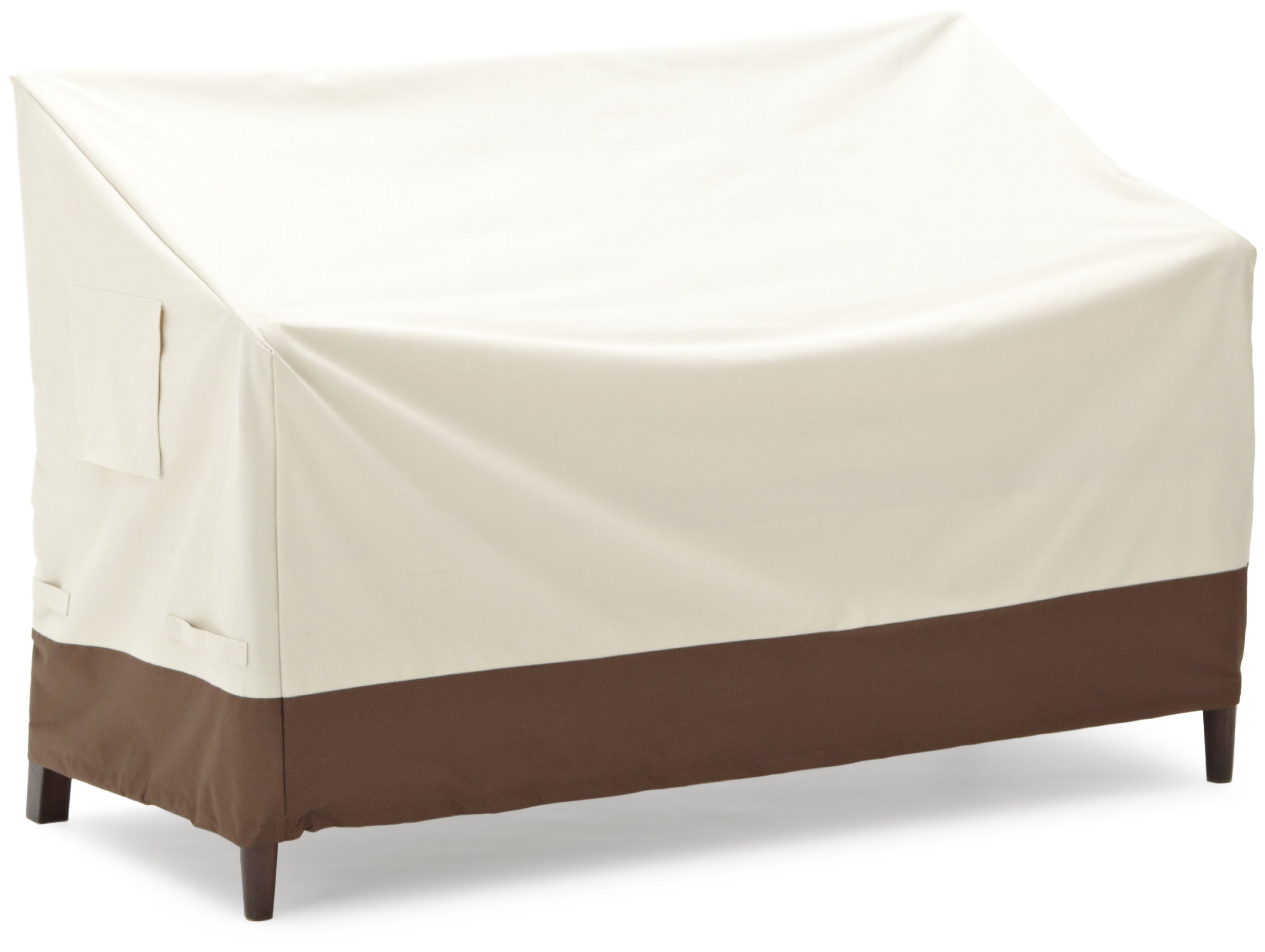 AmazonBasics 2-Seater Bench Patio Cover product image