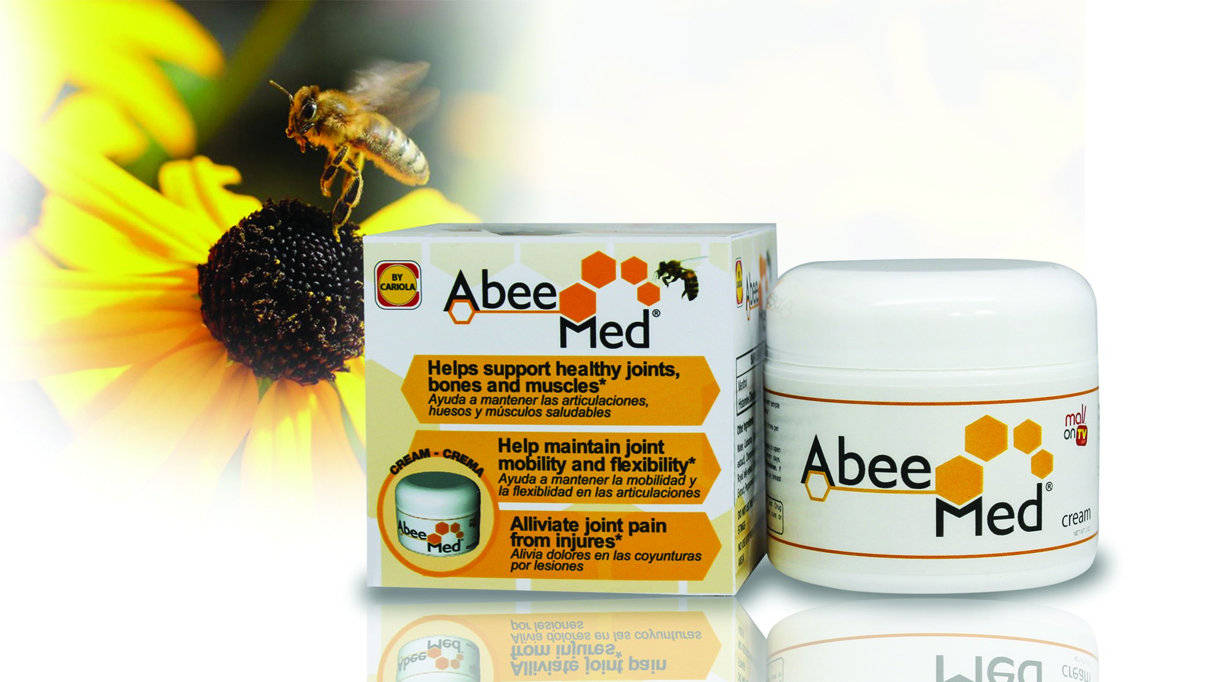 Amazon.com: Abeemed 2 Frascos + 1 Crema: Health & Personal Care