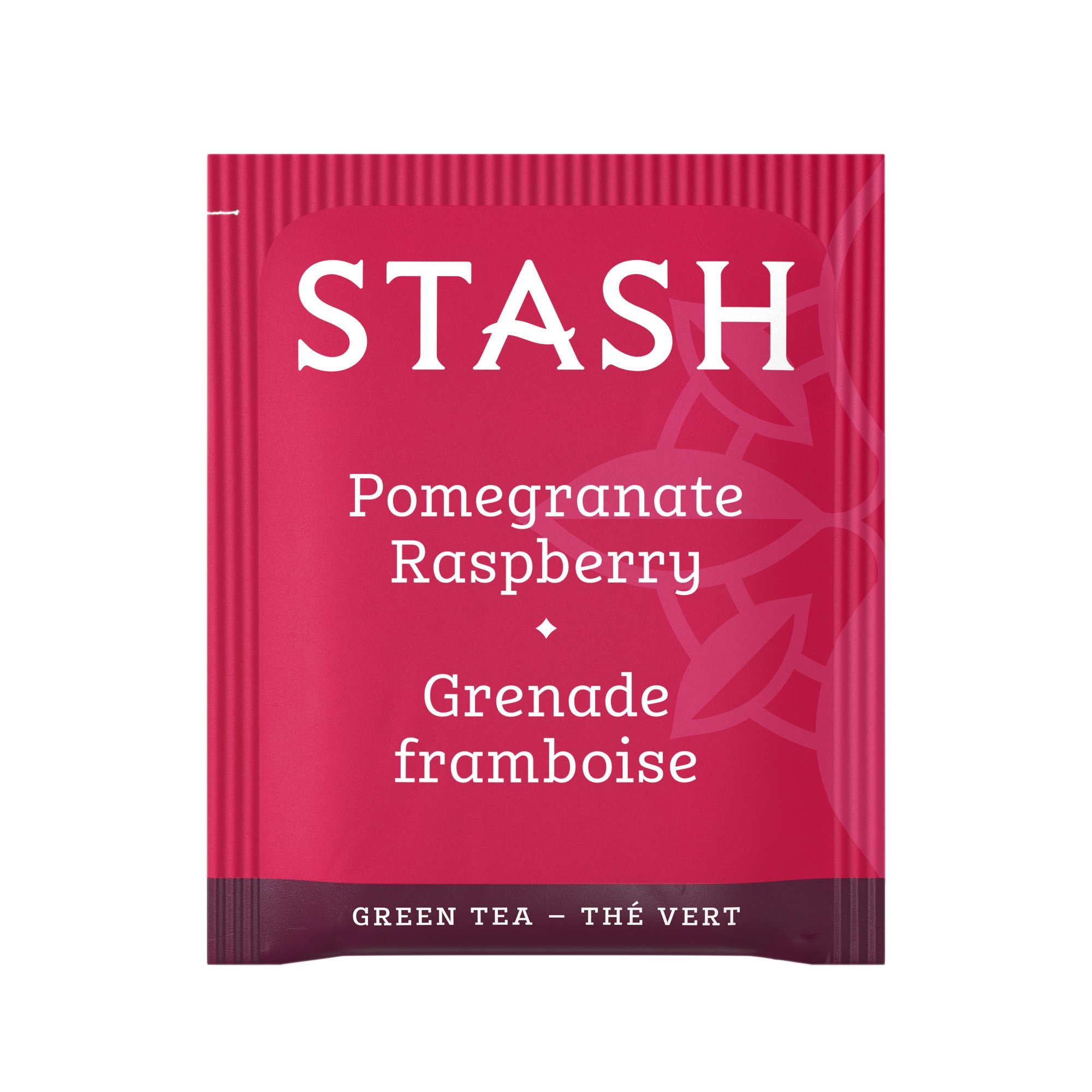 Stash Tea Pomegranate Raspberry Green Tea With Matcha 1000 Tea Bags in Foil Individual Green Tea Bags for Use in Teapots Mugs or Teacups, Brew Hot Tea or Iced Tea by Stash Tea (Image #3)