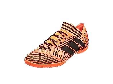adidas Nemeziz Tango 17.3 In, Zapatillas de Fútbol para Hombre, Orange/Core Black/Solar Red, 40 2/3 EU