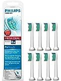 Philips Sonicare HX6018/07 Original ProResults Aufsteckbürsten Standard, 6+2 Pack, weiß