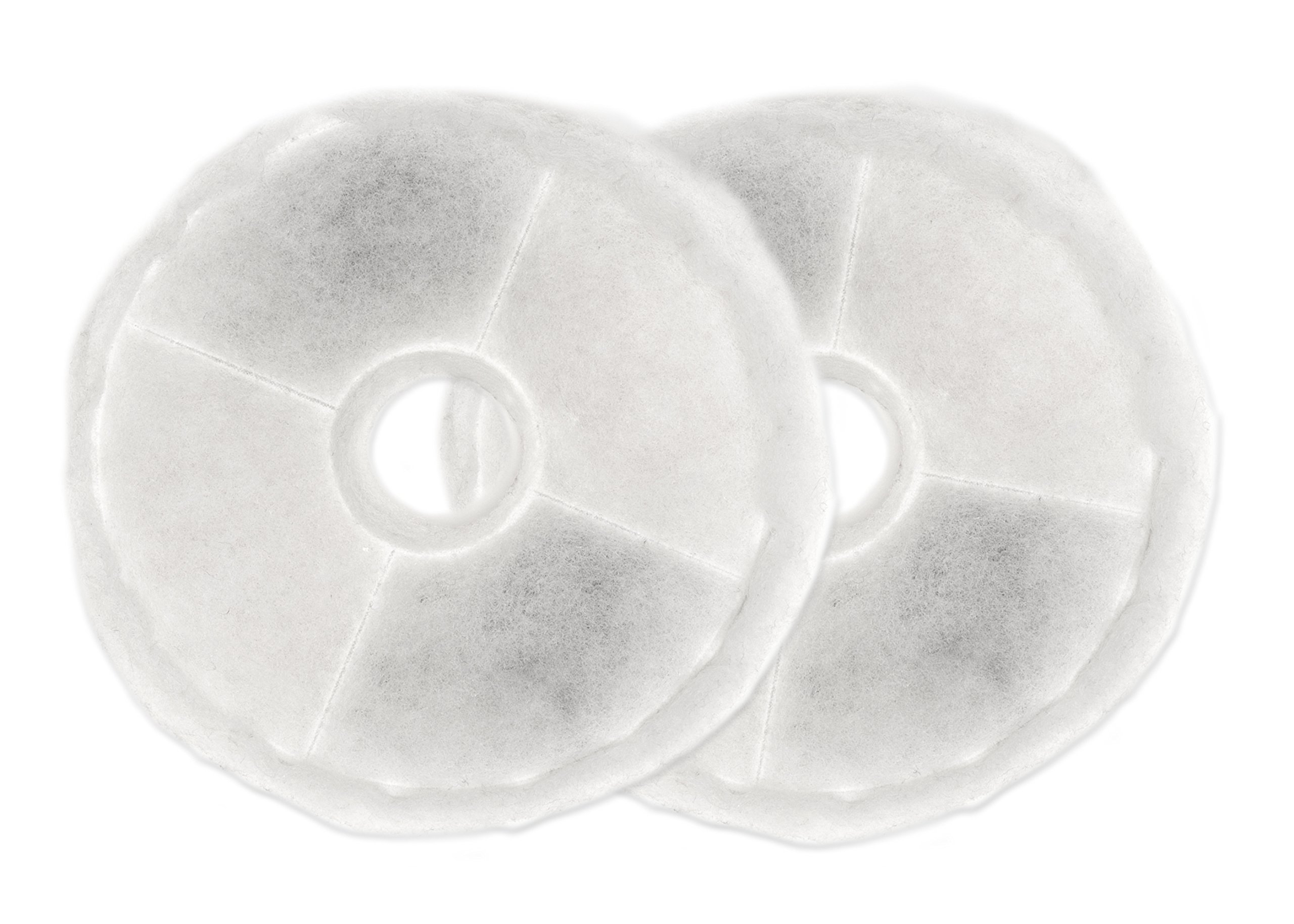 Catit Flower Fountain Replacement Filters- 2 pack