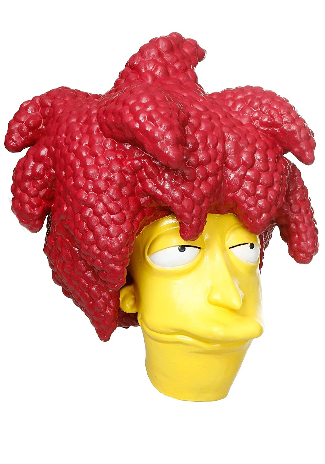 The Simpsons Sideshow Bob Mask Standardhttps://amzn.to/2PxRBlk