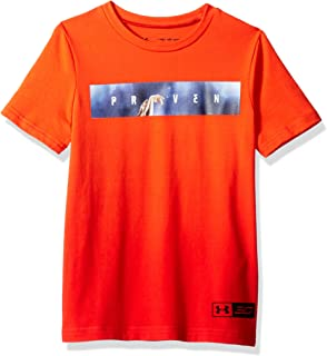 Under Armour Apparel Boys Dominate The Division ss Tee Pick SZ//Color.