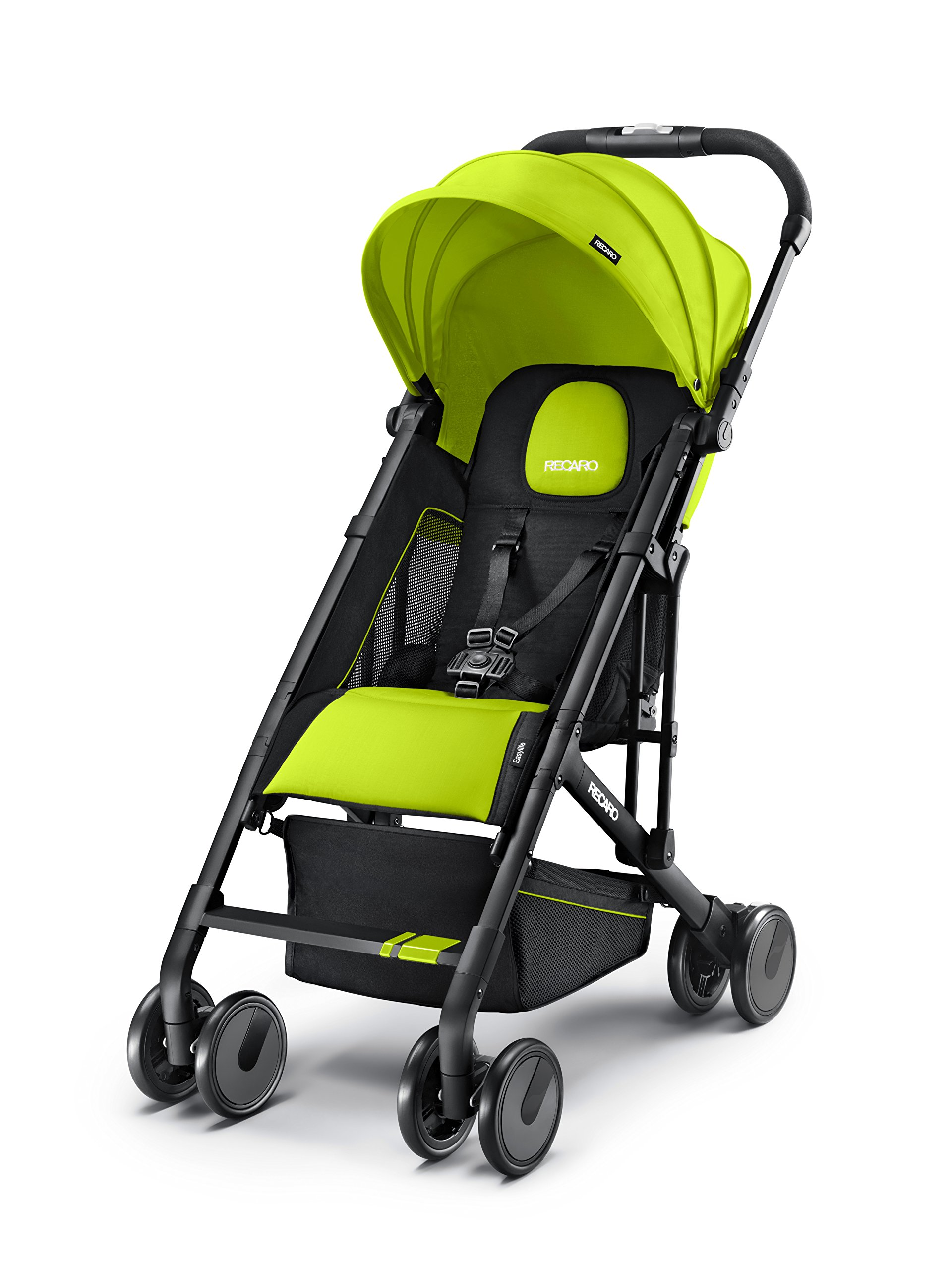 Recaro Easylife ''Lime'' Lightweight stroller for children from 6 months up to 15kg Pushchair