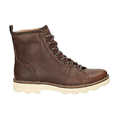 741119bde981eb Clarks Herren Freizeit Korik Edge Leder Stiefel Größe 47  Amazon.de ...