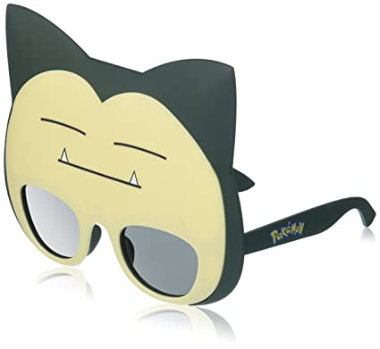 0788ef9109cb Image Unavailable. Image not available for. Color  Costume Sunglasses  Pokemon Snorlax Sun-Staches ...