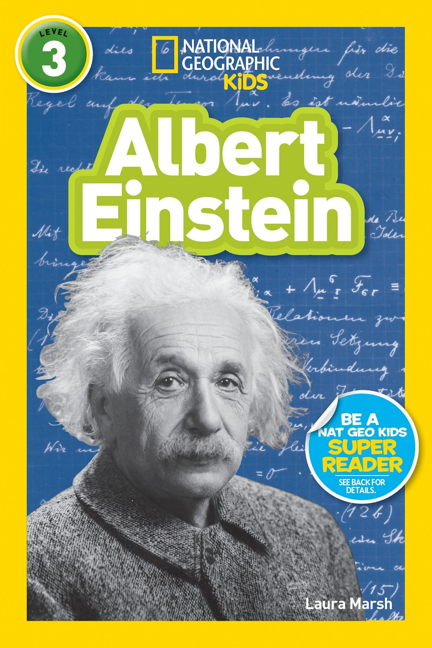 Download National Geographic Readers: Albert Einstein (Readers Bios) pdf epub