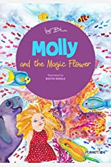 Molly and the Magic Flower: Chapter Book (Molly the Sea Cow 1) Kindle Edition