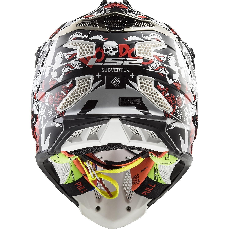 Xxxl, Schwarz LS2 Solid Matt Schwarz 2019 Subverter Mx470 Mx Helm
