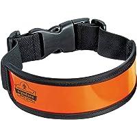 Ergodyne GloWear 8003 High Visibility Reflective Arm/Leg Band - Buckle Closure, Orange