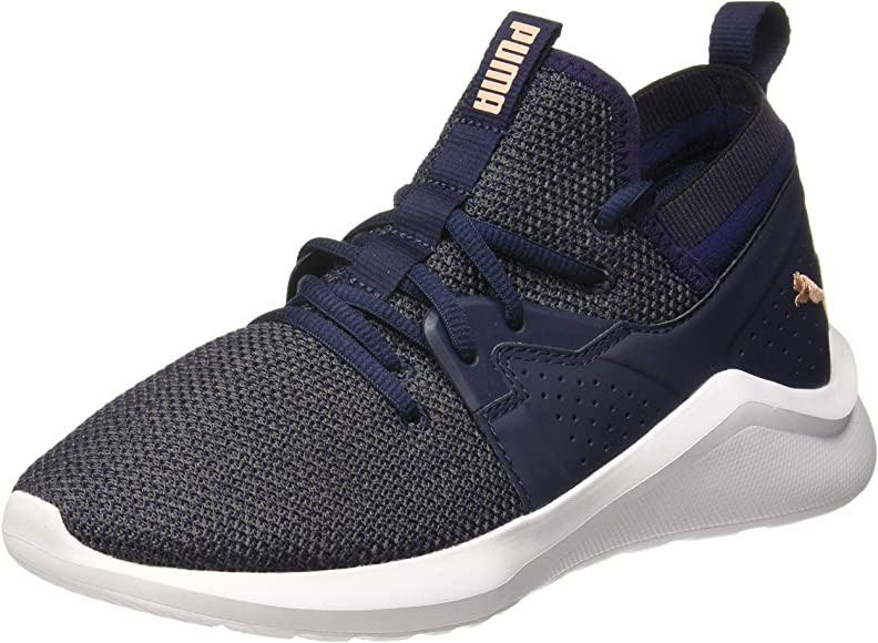 Puma Emergence Wns, Zapatillas de Running para Mujer, Azul (Peacoat-Peach Bud White), 42.5 EU: Amazon.es: Zapatos y ...