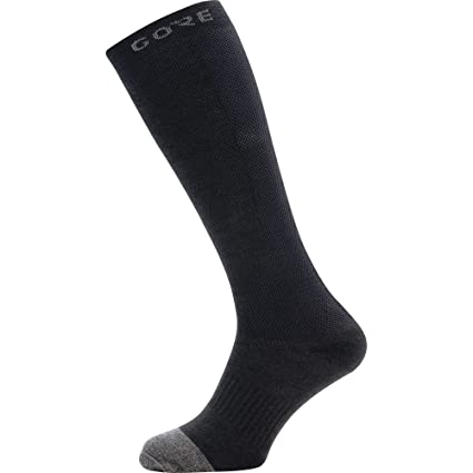 GORE WEAR M Thermo Calcetines largos unisex, Talla: 41-43, Color: