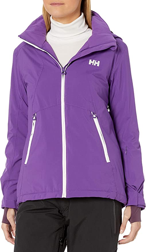 Helly Hansen 哈里汉森 Spirit  防水防风透气保暖 户外女式滑雪夹克 L码1.4折$39.65 海淘转运到手约¥341