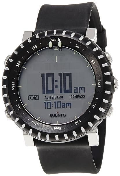 Amazon.com: Suunto Core wrist-top Computer Reloj (Luz Negro ...