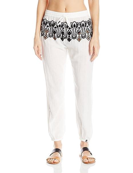 dd215923a964 Volcom Fronds Forever - Pantalón de Playa para Mujer: Amazon.com.mx ...