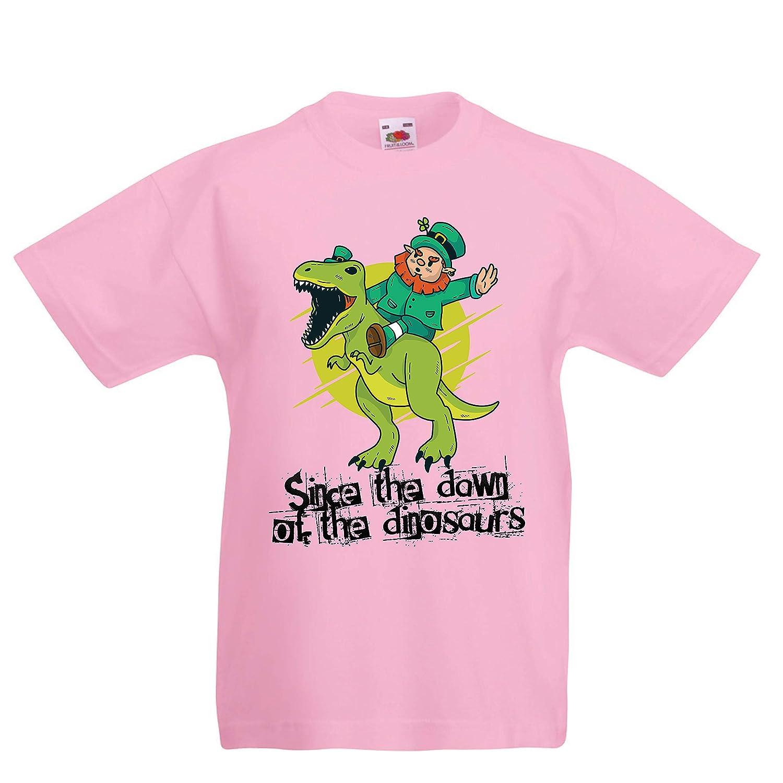 lepni.me Camiseta para Niño/Niña Irlandés, día de San ...