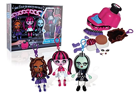 Amazon.com: Monster High Monster Maker máquina: Toys & Games