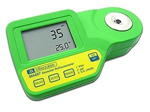 Milwaukee Digital Salinity Refractometer