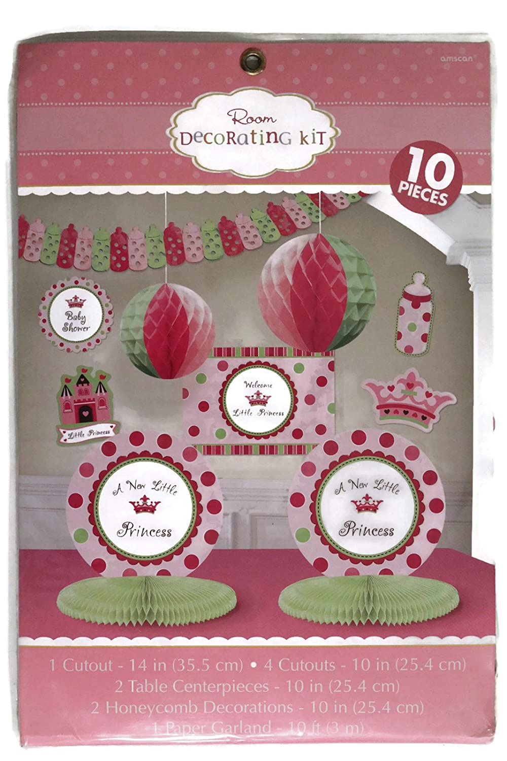 Amazon New Little Princess Decorating Kit 10pc Toys Games