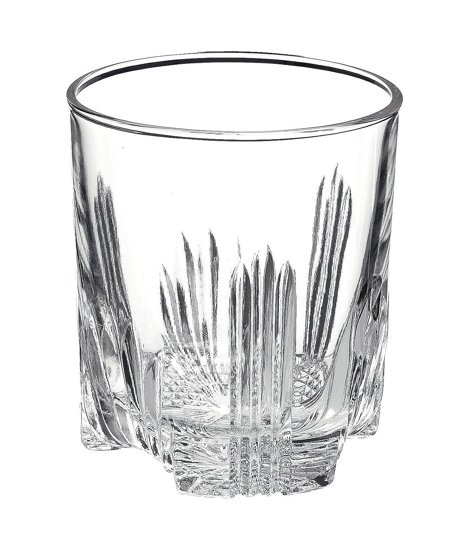 Bormioli Rocco Juego Whisky 7 Piezas Selecta 26X10X24.5 cm