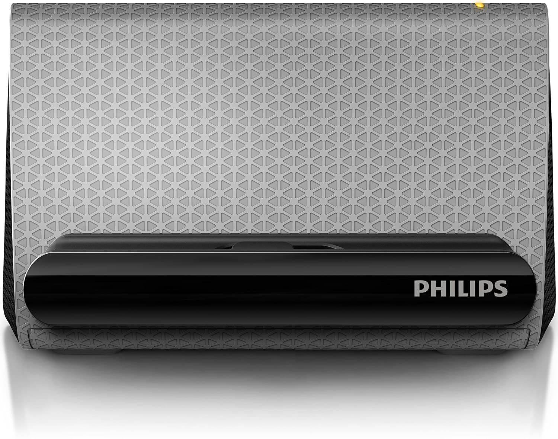 Comparer PHILIPS SBA1710 GRIS
