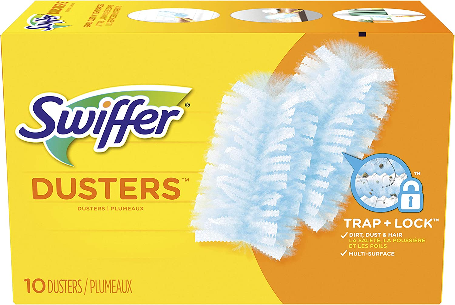 Swiffer Dusters Refills, 10 ct (Packaging may vary)