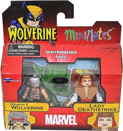 Marvel Minimates série 72 Mojo
