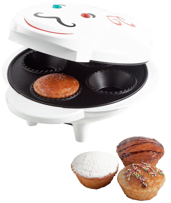 Brandani Macchina per Muffins, in Alluminio, Colore Bianco 55148