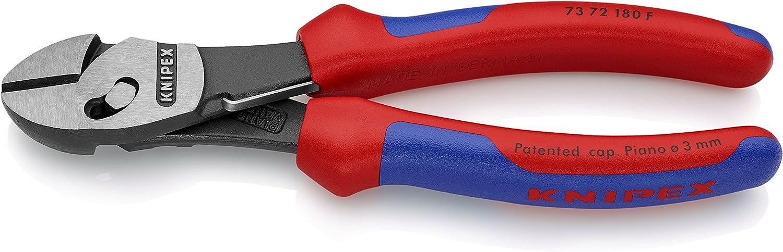 Knipex force coupante isolée 180 mm Paire de pince coupante Pince NEUF