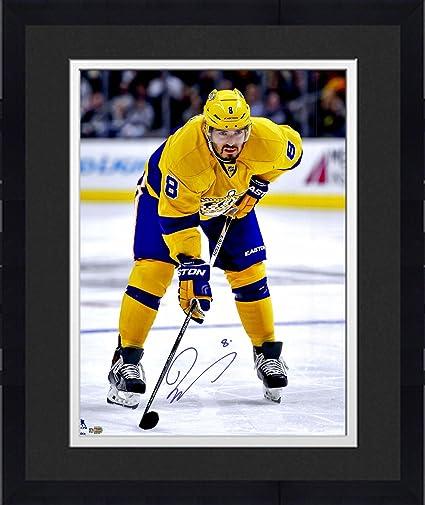best website 76806 28e83 Framed Drew Doughty Los Angeles Kings Autographed 16
