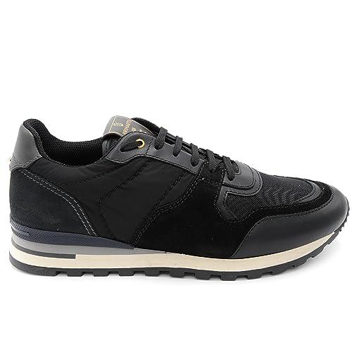 Brimarts Sneakers Uomo 312976 Nero TG. 42  Amazon.it  Scarpe e borse 3f975dabc99