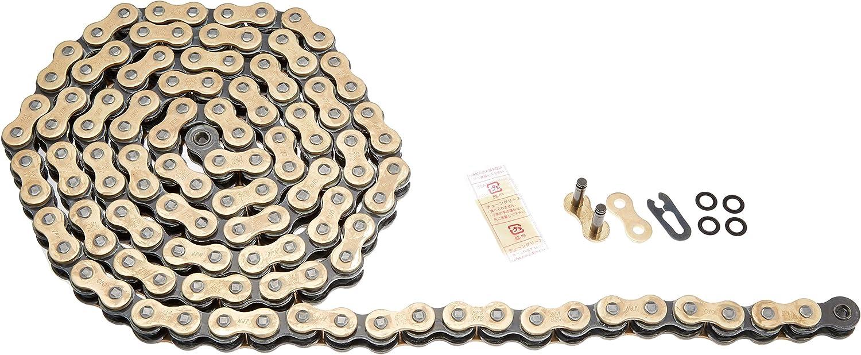 Did Kette 520 Vt2 116 Glieder X Ring Gold Offen Mit Nietschloss Auto