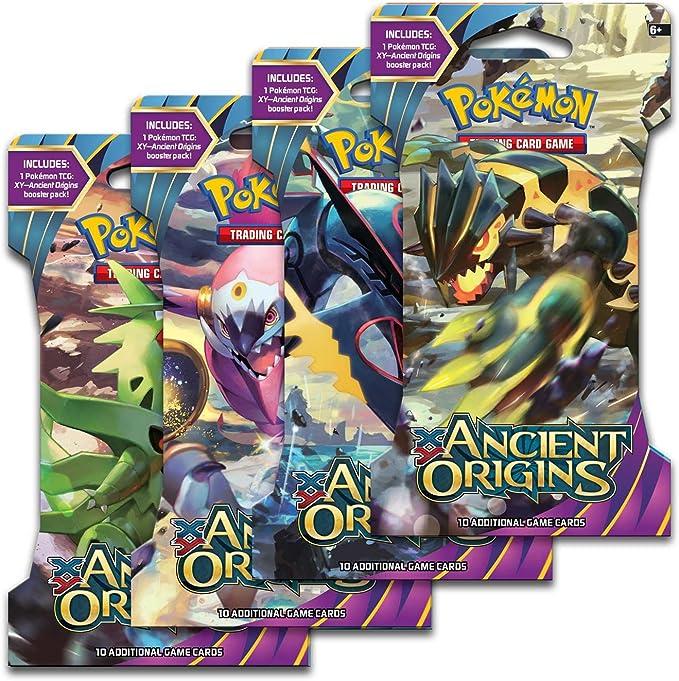 Pokemon XY Booster Packs: Amazon.es: Juguetes y juegos
