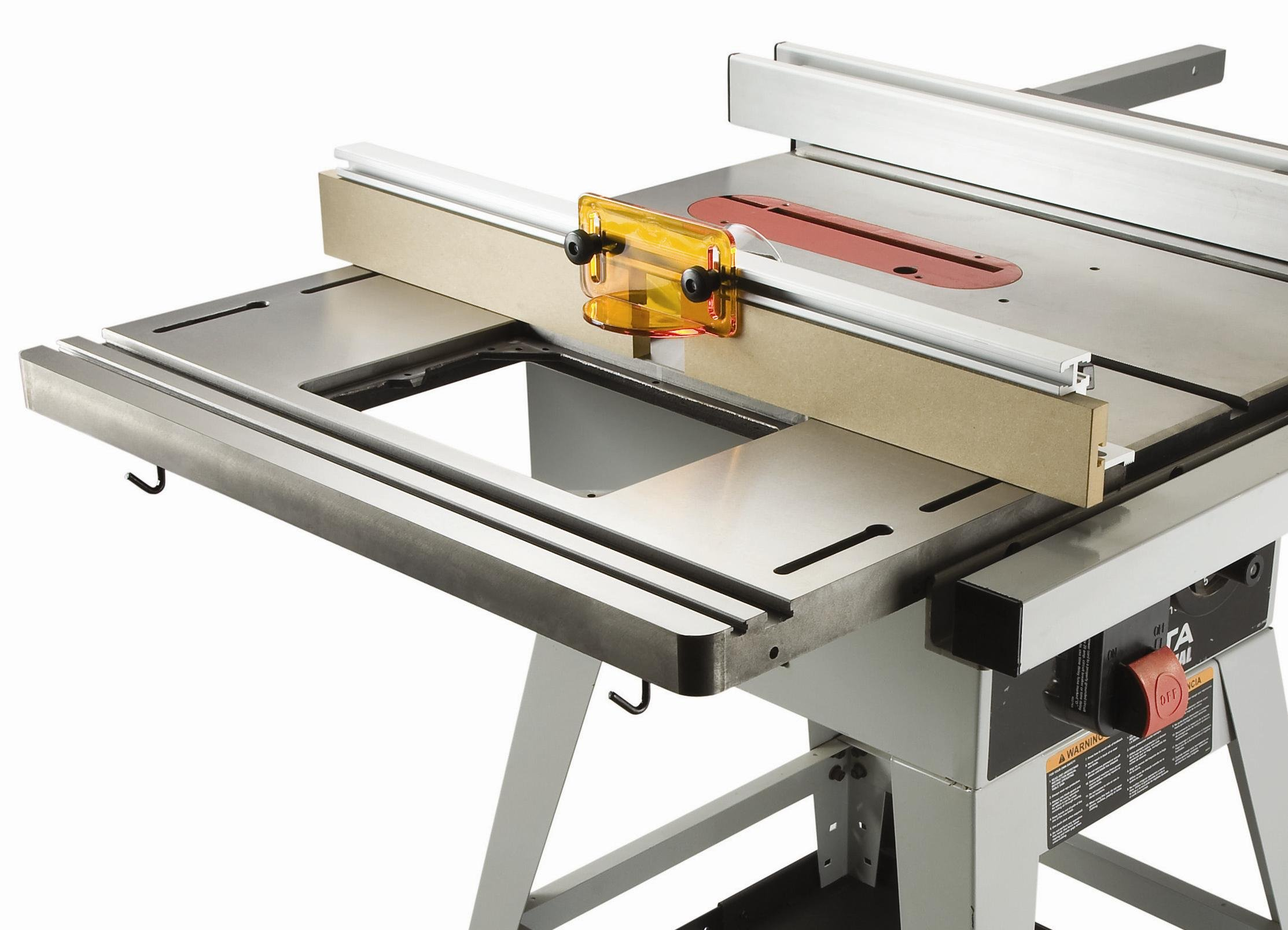 Bench Dog Tools 40-102 ProMax Cast Iron Router Table Extension by Bench Dog Tools