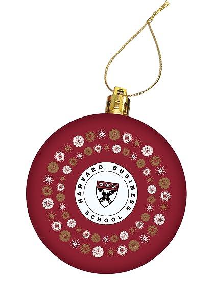 Harvard University Holiday Christmas Ornament, Design 2 - Burgundy - Amazon.com : Harvard University Holiday Christmas Ornament, Design 2