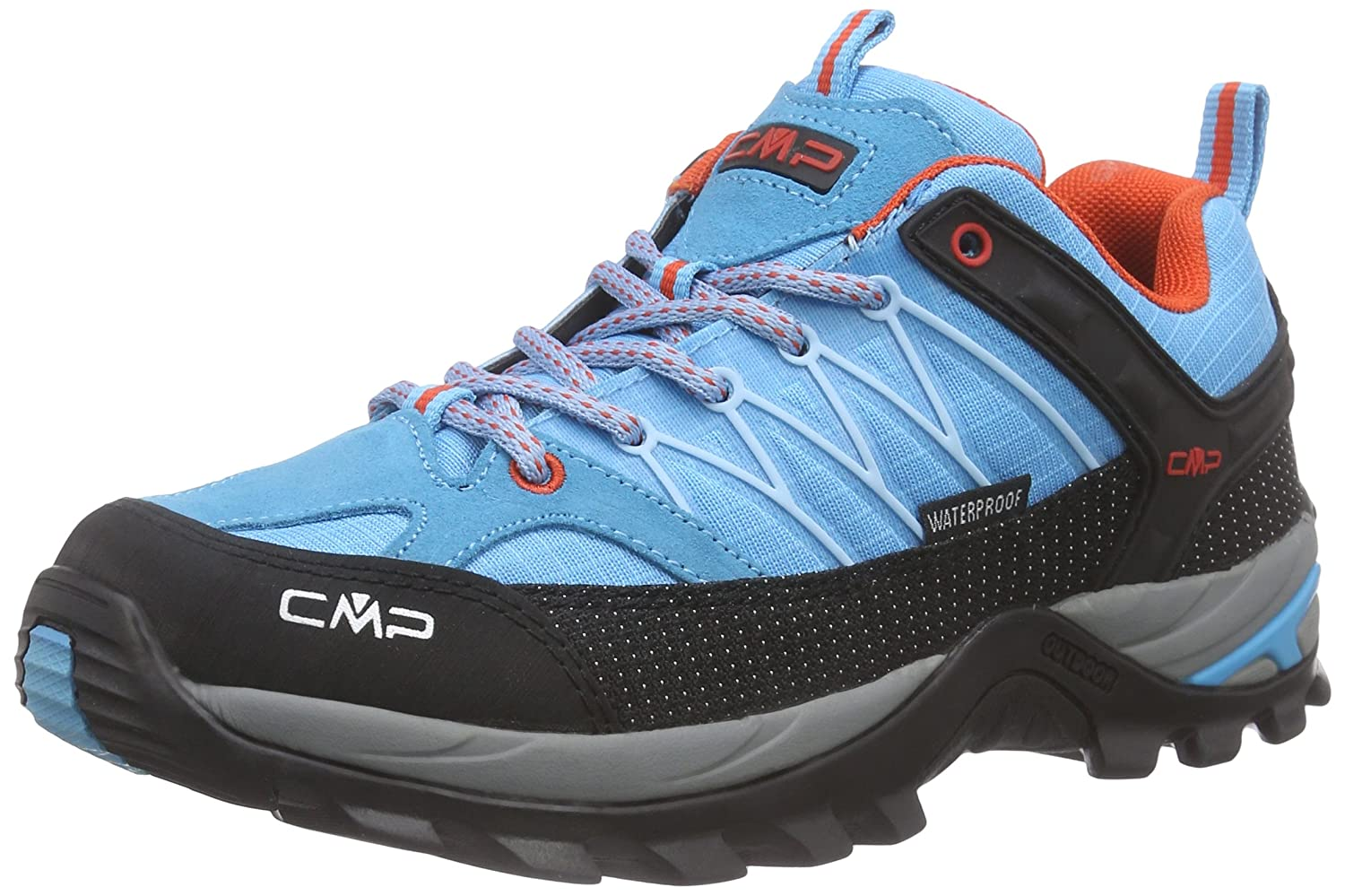 Womens Rigel Low Rise Hiking Shoes F.lli Campagnolo u9aXy3