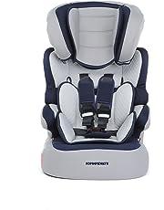 Foppapedretti Babyroad Seggiolino Auto, Gruppo 1/2/3 (9-36kg), per Bambini da 9 mesi fino a 12 Anni circa