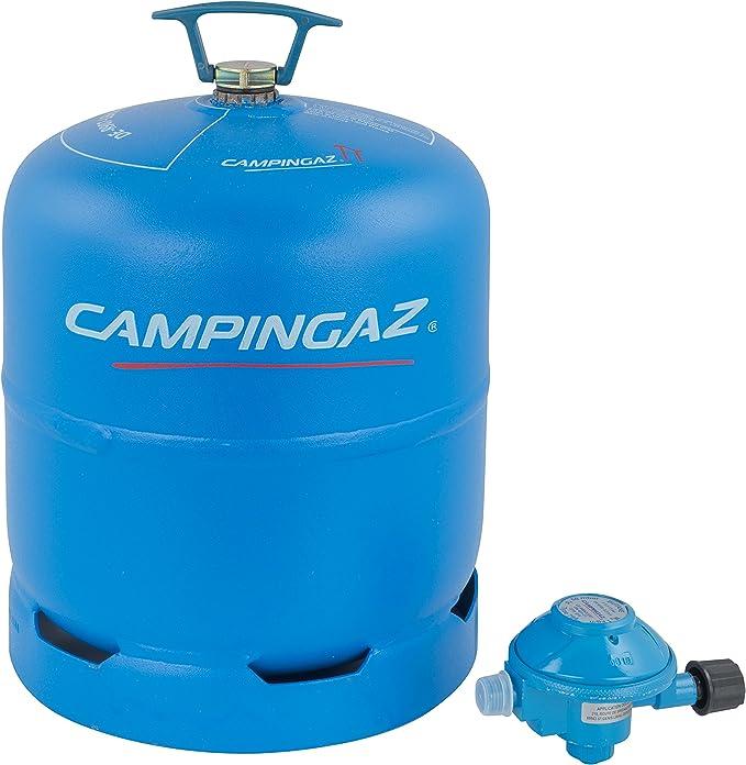 CAMPINGAZ R907 Leere Butan Gasflasche, 2.75 Kg ...