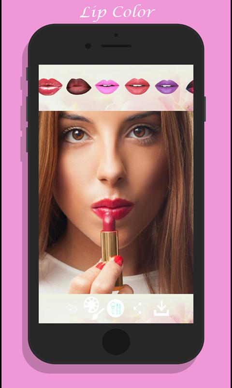 Beauty Makeup photo editor
