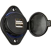 Carregador de Celular Automotivo Com 2 USB 12V Roadstar RS110-2UBR