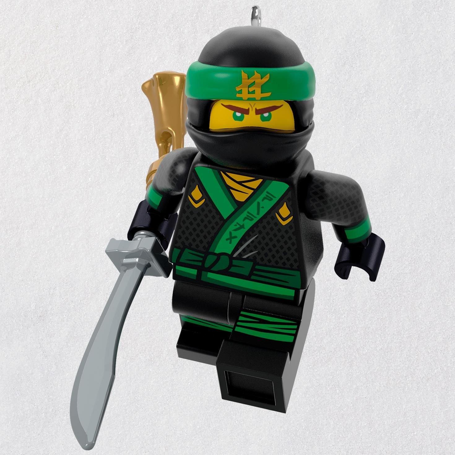 Hallmark THE LEGO NINJAGO MOVIE Lloyd Ornament keepsake-ornaments Movies & TV,Teen,Toys & Gaming
