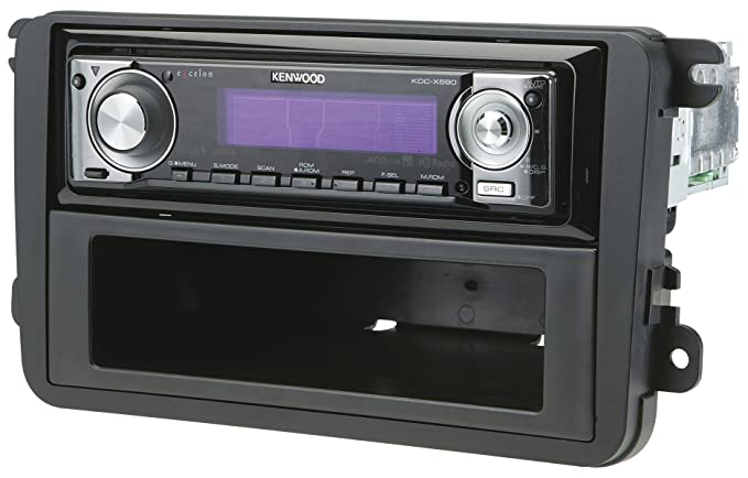 Amazon Scosche Vw2317ab Double Dinsingle Din With Pocket Rhamazon: 2007 Jetta Radio Wont Turn On At Gmaili.net