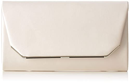 Tamaris Enya Clutch Bag, Women's Clutch, Beige (Nude), 5.5