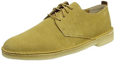 Clarks Originals Desert Boot, Damen Desert Boots, Braun (Brown Suede), 40 EU