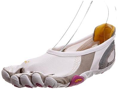 pretty nice 13ead b6484 Vibram Fivefingers Jaya Shoe (Size 36, White Grey Purple) - W164