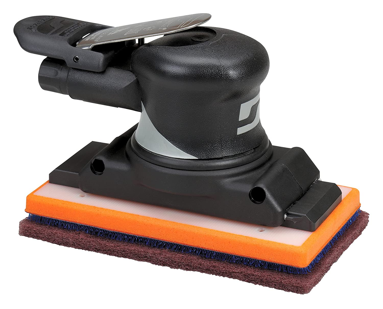 Dynabrade 57405 2-3/4-Inch Wide by 8-Inch Length Pad Non-Vacuum Dynaline Sander Kit, Black by Dynabrade  B00065TOZ6